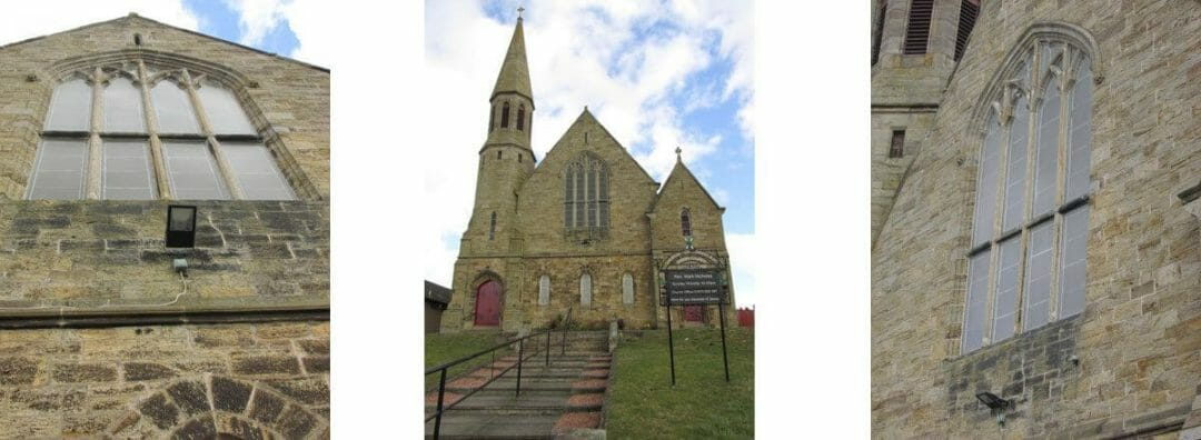 Gorebridge Parish Church, Midlothian
