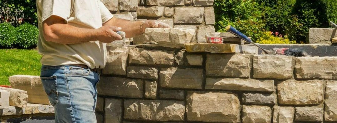 Why lime mortar pointing should be used on all stone walls