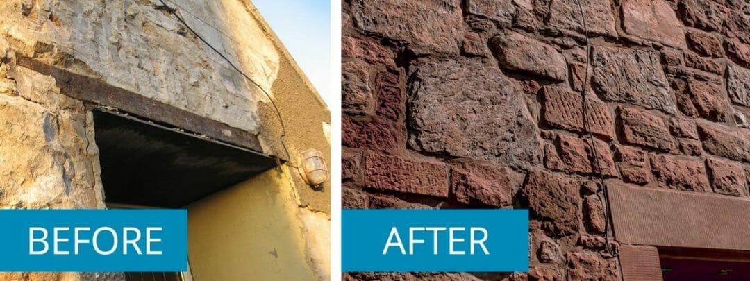 Lithomex Stonemasonry Repairs